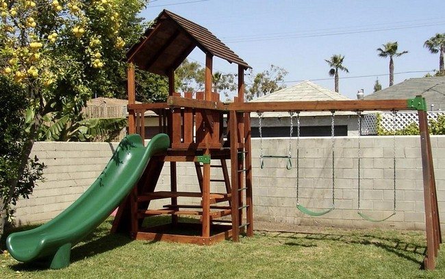 creating the perfect outdoor environment for your kids