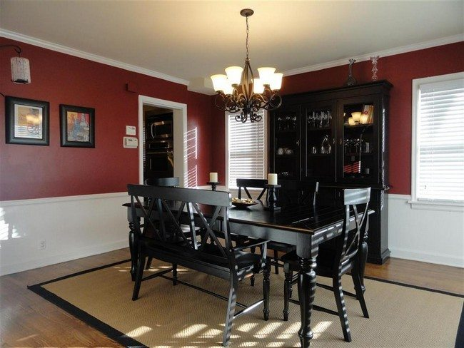 Black dining furniture