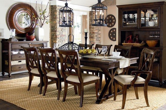 Formal dining room wall decor small formal dining room for Formal dining room wall decor