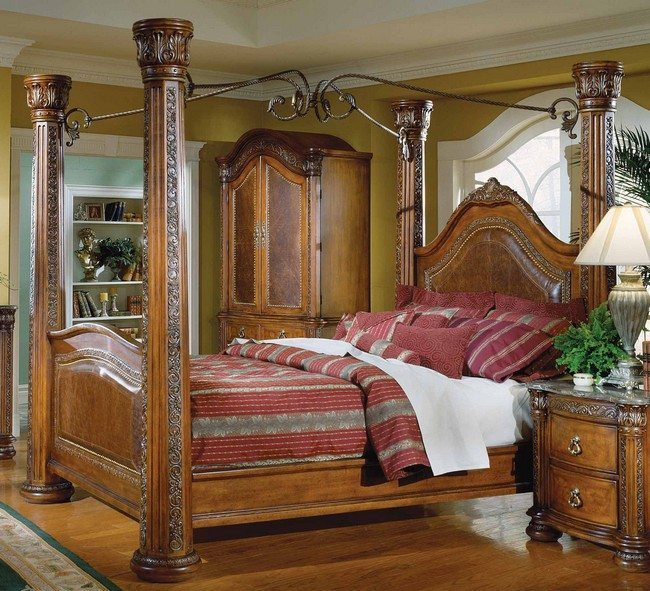 Small Bedroom Furniture Arrangement Tips