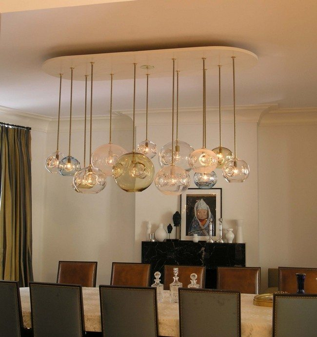 Ideas for kitchen table light fixtures decor around the for Dining room table lighting fixtures