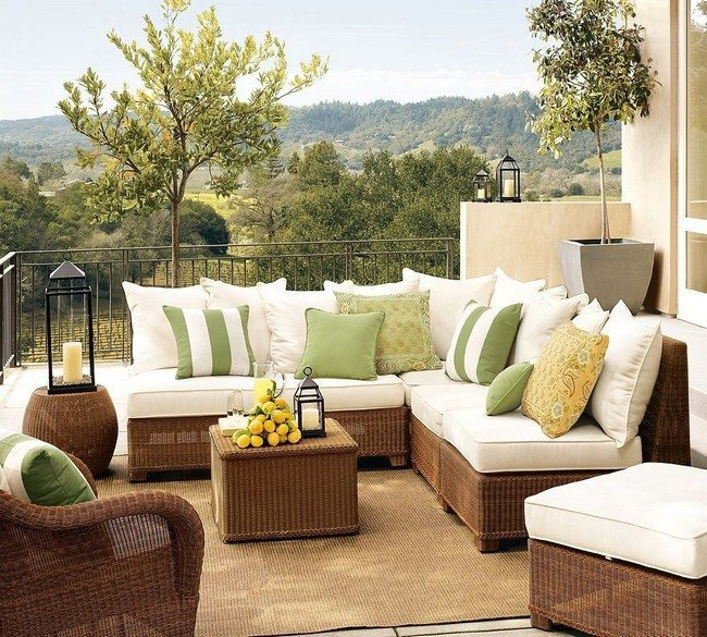Outdoor Furniture Ideas Photos tips for making your own outdoor furniture - decor around the world