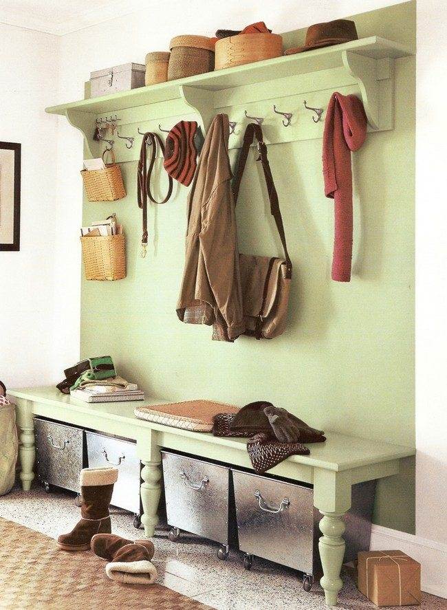 Ideas For Transforming Your Entryway Storage Decor Around The World