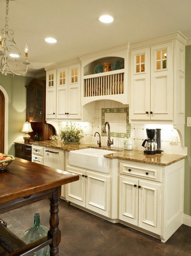 French country kitchen d cor decor around the world French country kitchen decor