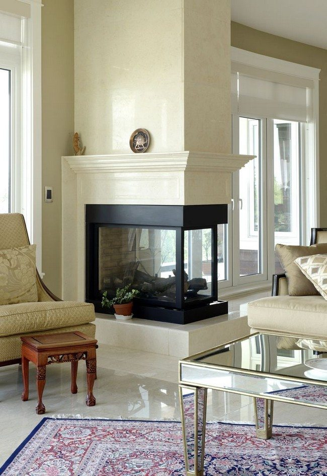 double-sided -fireplace-lk