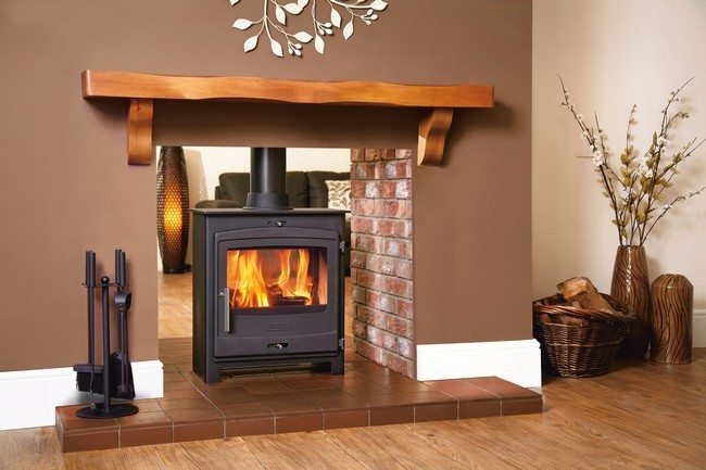 Transform your Spacious Space with a Double Sided  : fantastic double sided fireplace from decoratw.com size 650 x 433 jpeg 51kB