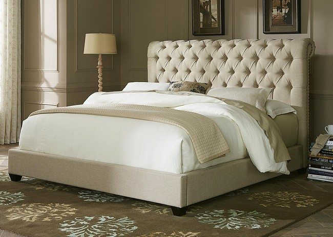Contemporary headboard ideas for your modern bedroom for Brilliant modern bedroom headboards