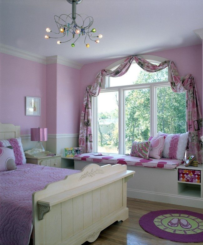 Bedroom Ideas Curtains