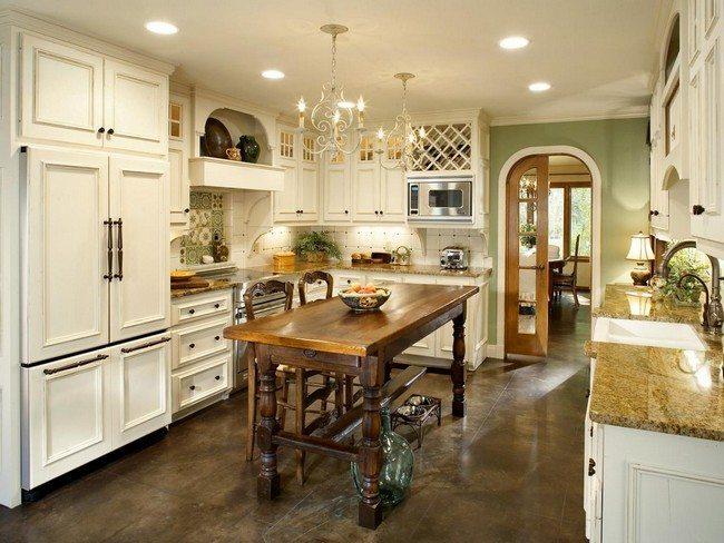 french kitchen design ideas country kitchen d 233 cor decor around the world 17792