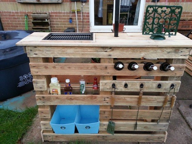 DIY: Making Your Own Pallet Patio Furniture - Decor Around The World