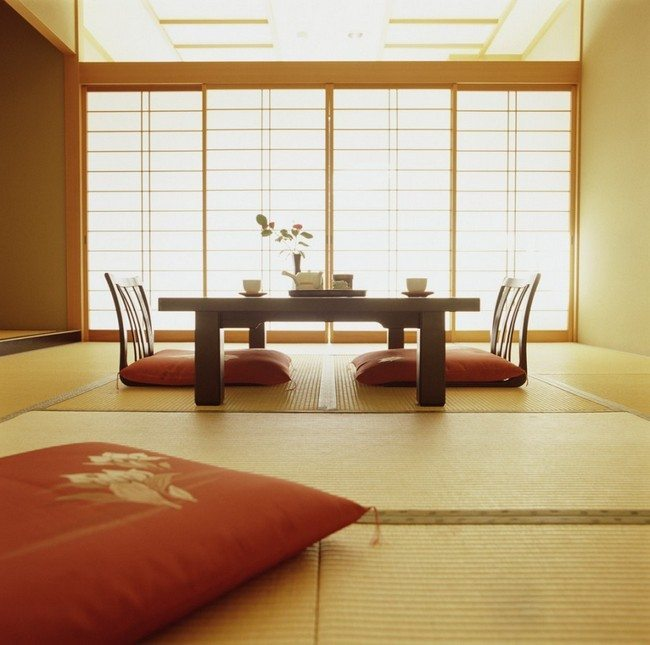 Transform the way you dine using japanese style dining for Asian dining room ideas