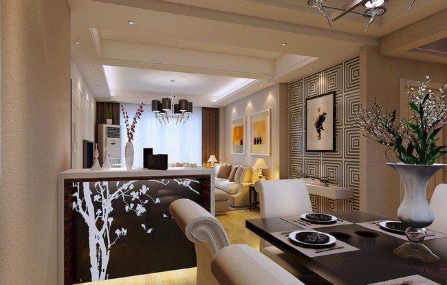 Room With Elegant Patterns