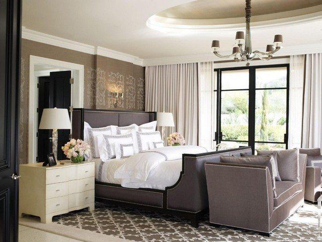 Clean, white bedding