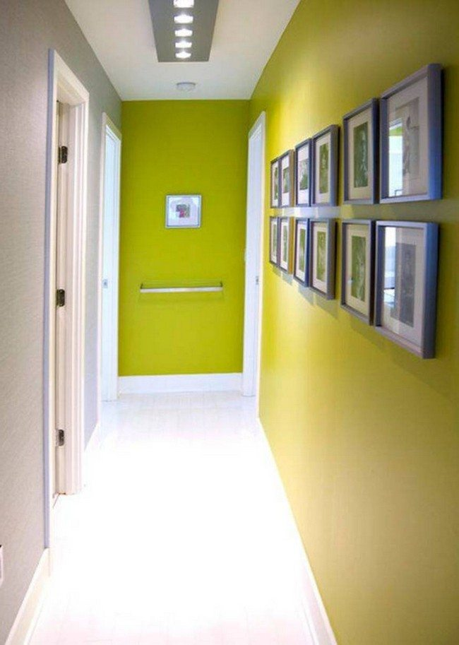 Hallway Mirror Decorating Ideas