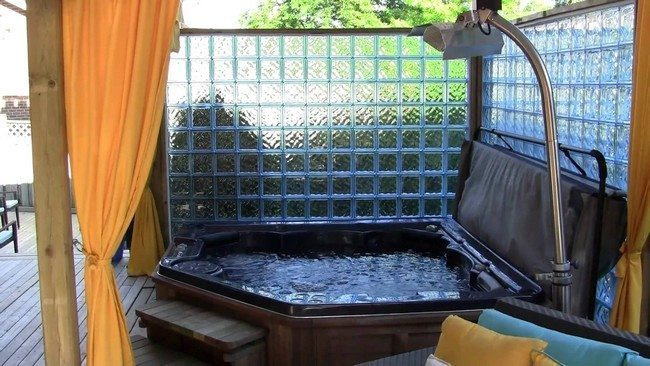 home jacuzzi
