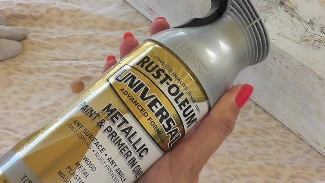 Rust-oleum paint and primer