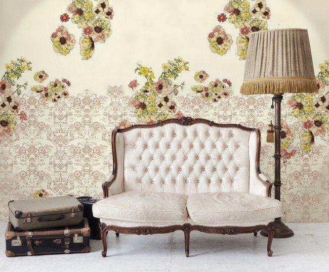 Tips on choosing decor for vintage design decor around - Sillones estilo vintage ...