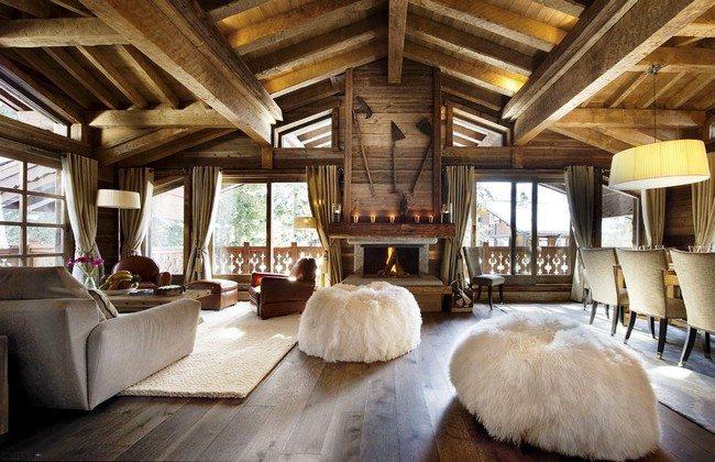 Simple hardwood floor