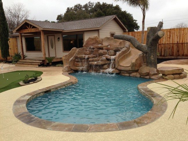 Small House With Pool Extravagance Let Your Small House Stand Out With These Ideas For Pools Decor Around The World