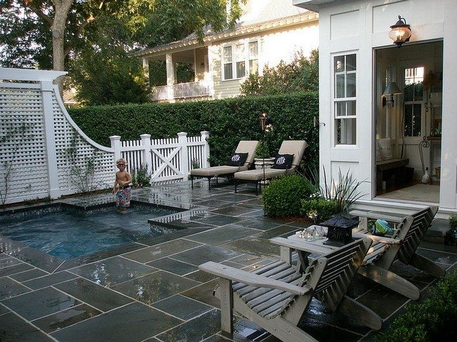 Small Pool Ideas That Will Transform Your Backyard ... on Small Backyard Renovations id=50012