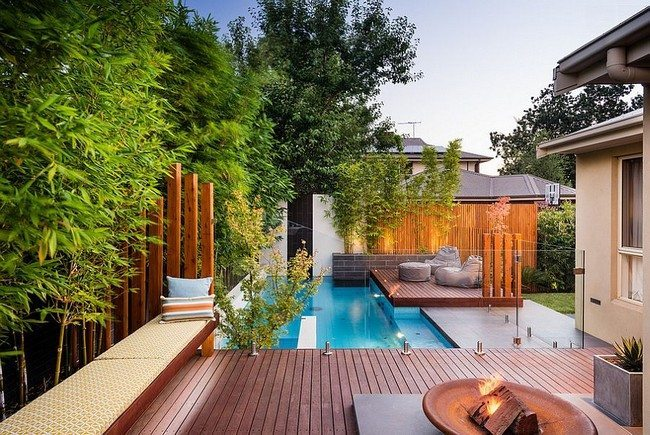 Shape a stunning backyard with the ideal small pool[Design: Apex landscapes]