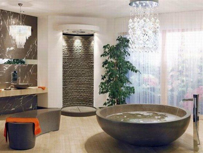 Unique bathroom ideas make your bathroom experience more for Unique small bathroom ideas