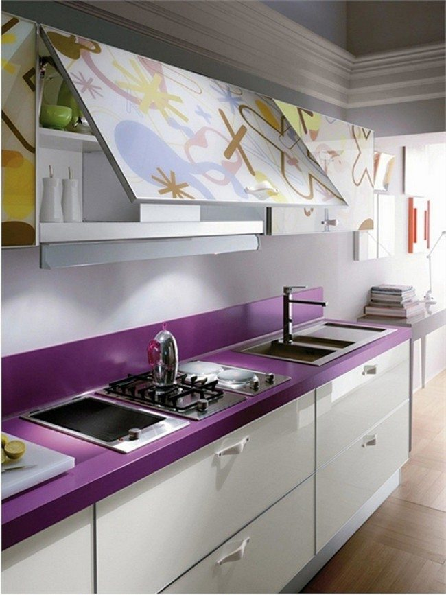 Unique Kitchen Countertop Designs You Can Adopt - Decor ...
