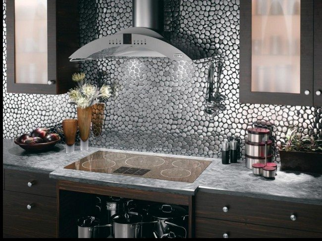 Unique kitchen backsplash ideas you need to know about for Deco murale originale cuisine
