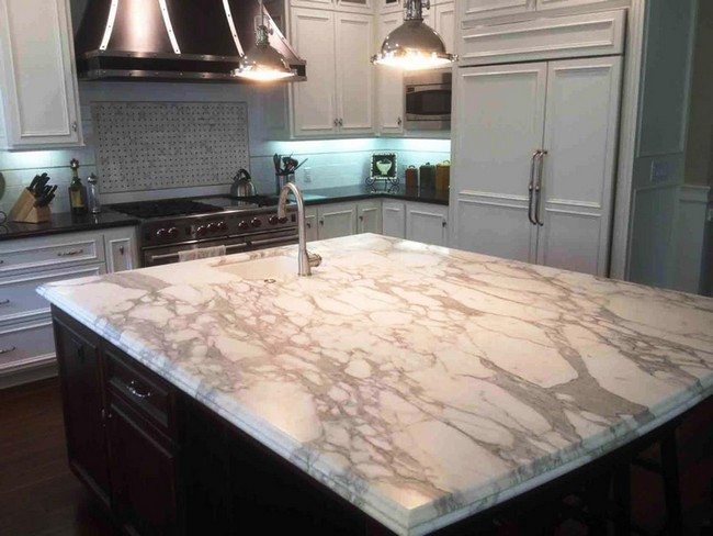 kitchen design marble countertops unique kitchen countertop designs you can adopt decor 4509