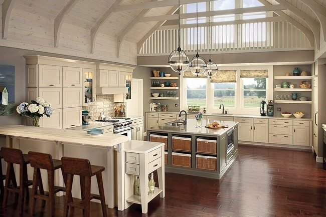 Unique Kitchen Island Pleasing 30 Unique Kitchen Island Designs  Decor Around The World Design Ideas