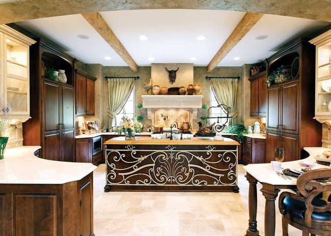 Tips For Kitchen Color Ideas: Unique Kitchens: Let Your Kitchen Stand Out With These