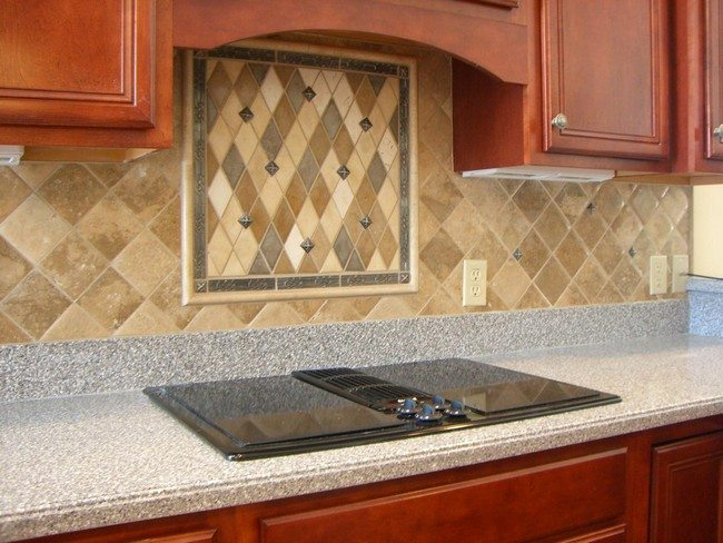 Unique kitchen backsplash ideas you need to know about for Different backsplash behind stove