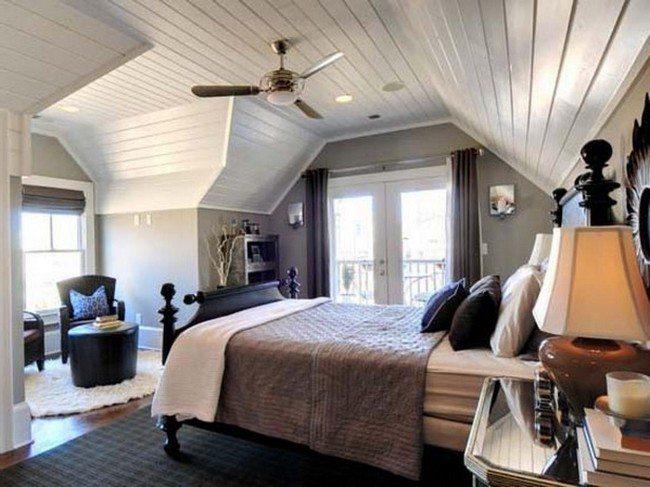 Attic Bedroom Design And D 233 Cor Tips Decor Around The World