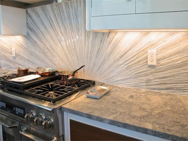 Unique kitchen backsplash ideas you need to know about for Cool ideas for backsplash