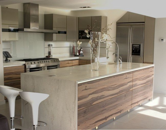 Unique Kitchen Cabinet Designs You Can Adopt Easily Decor Around - Unique-kitchen-design
