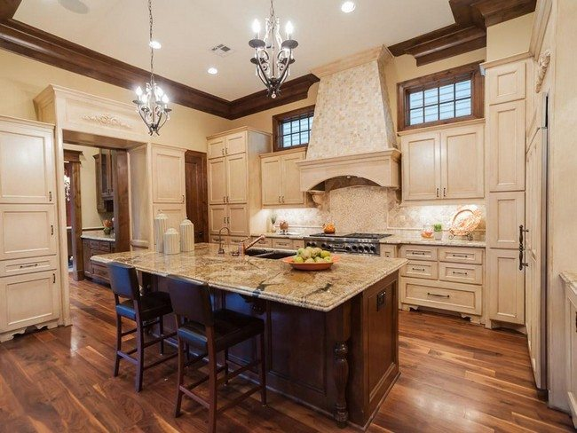 30 unique kitchen island designs decor around the world Kitchen island with sink and seating
