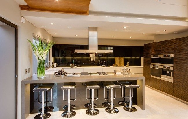 Contemporary countertop