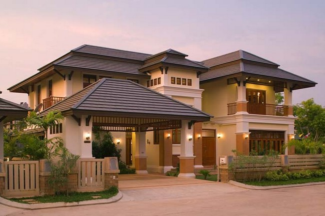 Mesmerizing asian house style gallery best inspiration for Chinese house plans