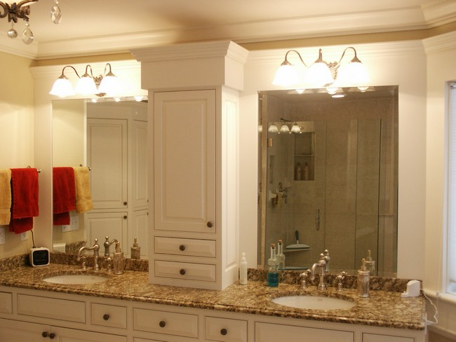 Bathroom mirror frames ideas 3 major ways we bet you didn for Vanity mirrors for bathroom ideas