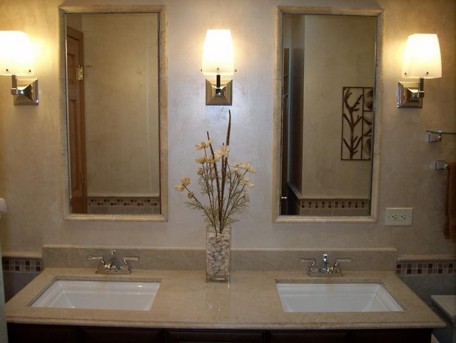 Cool Bathroom Mirrors Cool Frameless Bathroom Mirror