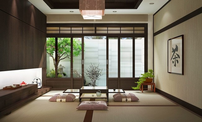 Asian-style Interior Design Ideas - Decor Around The World