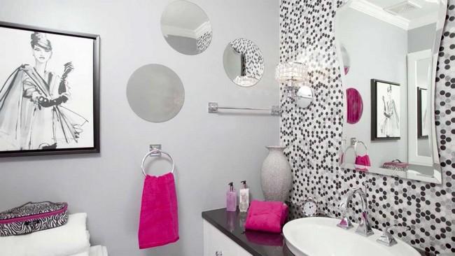 Girls Bathroom Decor: Tips For Decorating Kids' Bathrooms