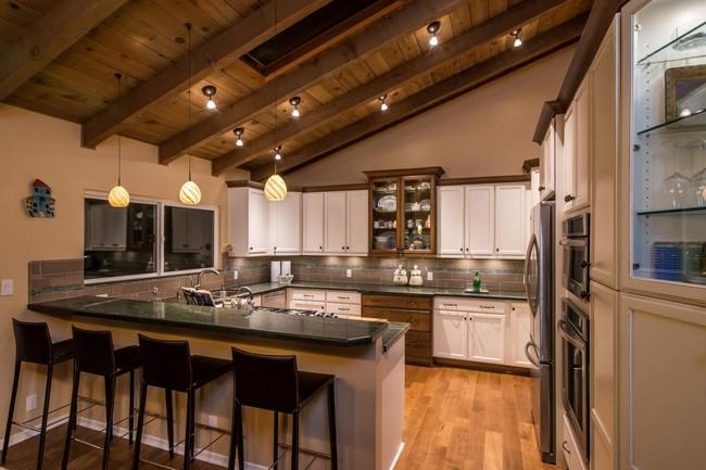 Kitchen Lights For Slanted Ceilings