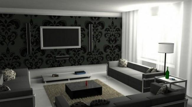 How to transform your bedroom into black and white color scheme - Divani letto conforama ...