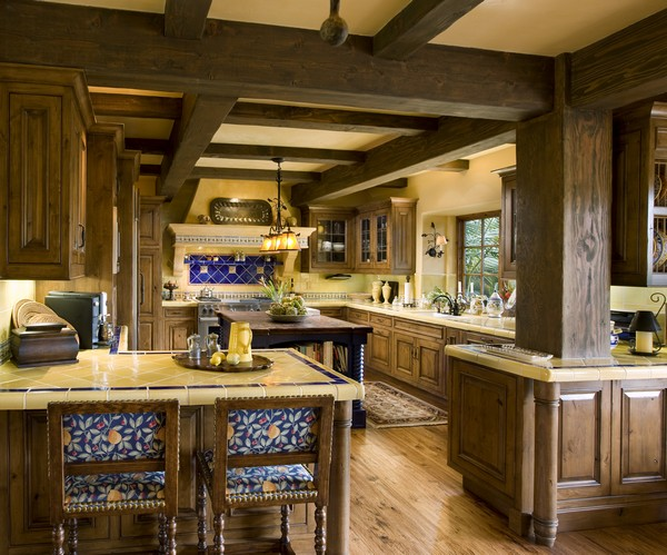 Spanish Style Kitchen Beautiful Design Ideas You Can