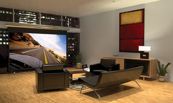 Home theater designs bring extravagance to your home with - Theater room furniture ideas ...