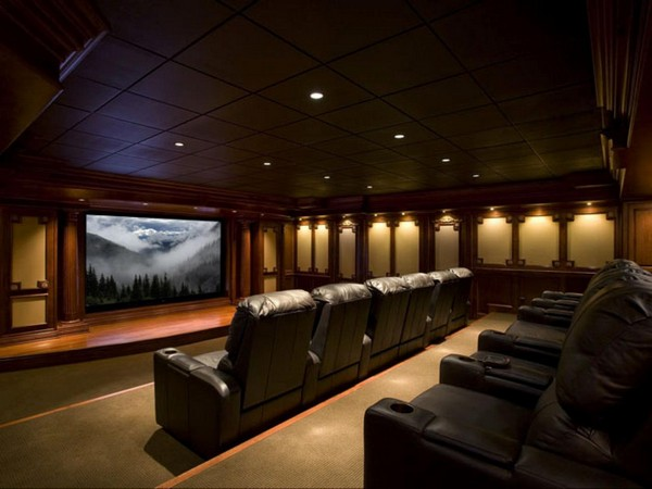 home theater floor lighting stair thick walltowall carpet however is an easy and brilliant fix for all your theater floor problems home theater designs bring extravagance to your with these