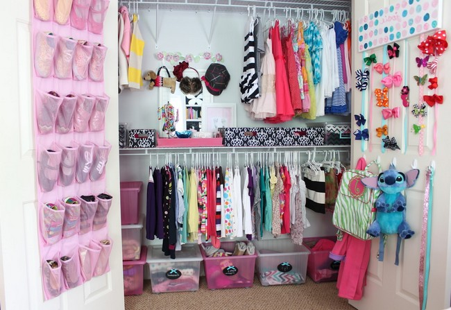 Image Result For Diy Small Walk In Closet Organization Ideas