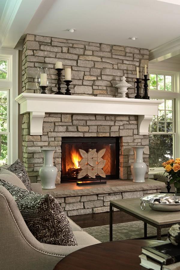 Ideas For Fireplace Mantel Decor