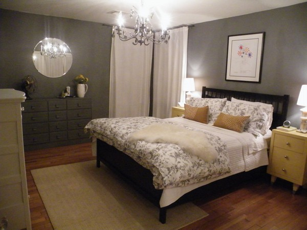Merveilleux Purple Is A Deep And Intense Color And One Can Never Go Wrong With It When  Used To Complement A Tan Bedroom Color Scheme. Because Purple Is Largely ...